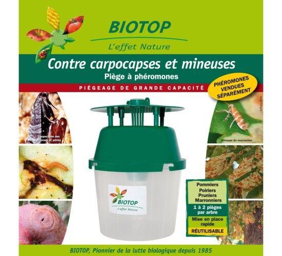 Biotop Piège entonnoir à phéromones pour lépidoptères