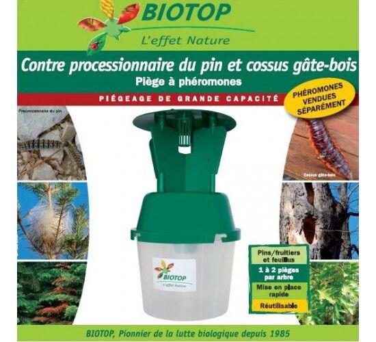 Biotop Piège entonnoir à phéromones avec ailettes
