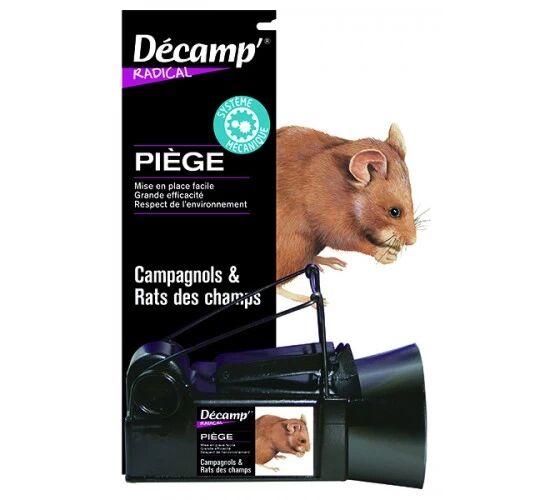 Décamp' Piège à campagnols et rats des champs