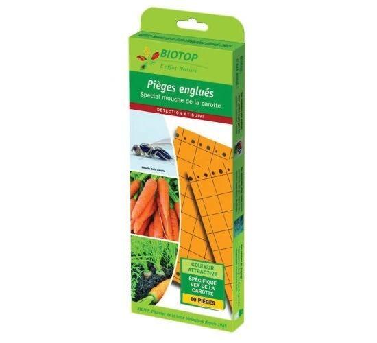 Biotop Piège chromatique spécial mouche de la carotte