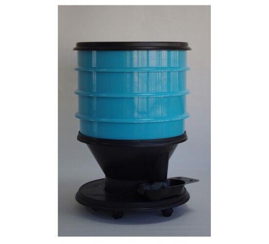 Eco-worms Lombricomposteur Eco-Worms 1 à 4 personnes Bleu