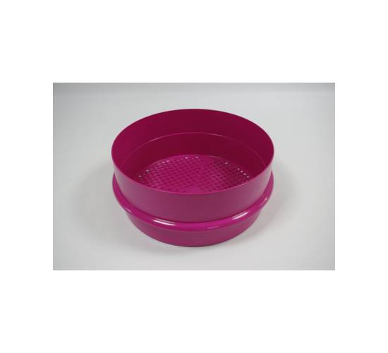 Eco-worms Tamis pour lombricomposteur Eco-worms Tamis rose