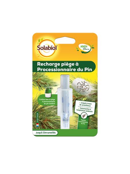Solabiol Recharge piège à processionnaire du pin