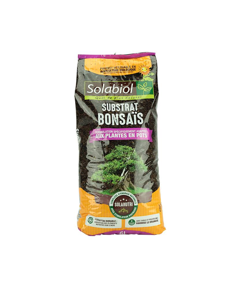 Solabiol Terreau Bonsaïs