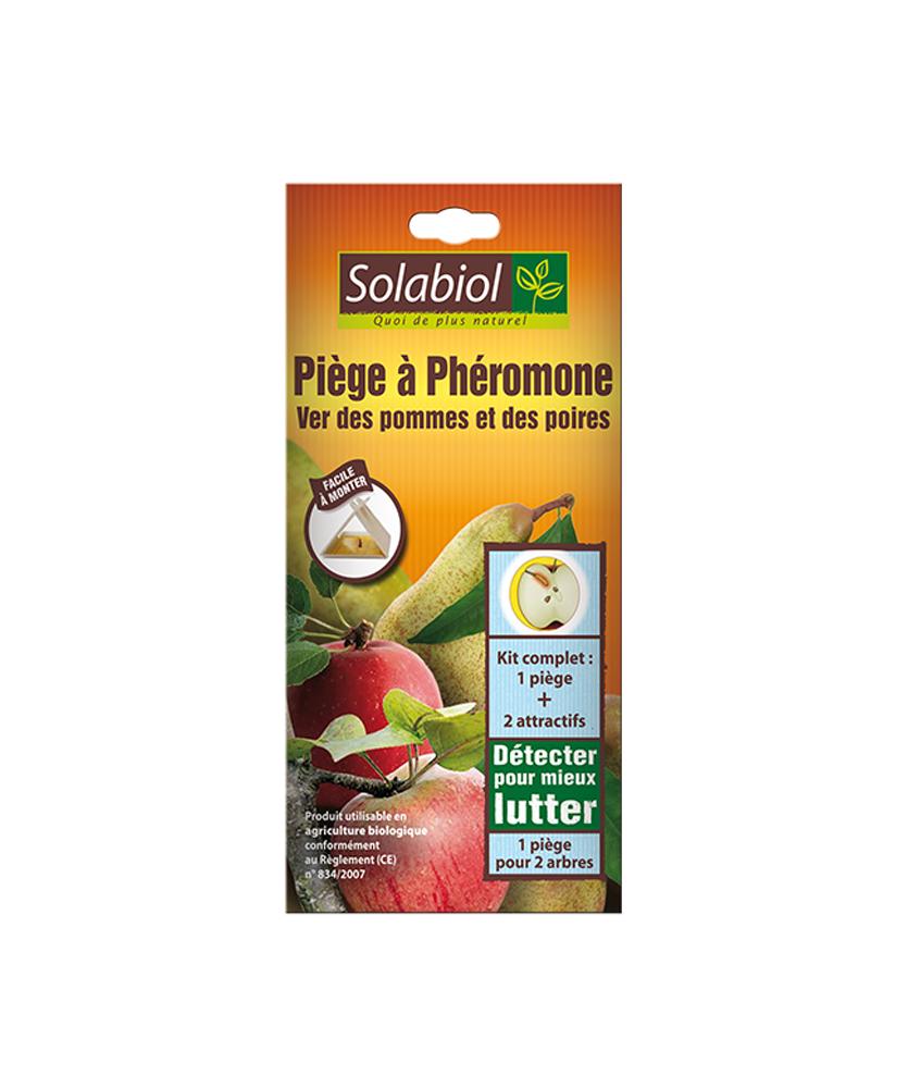 Solabiol Piège à phéromone vers des pommes