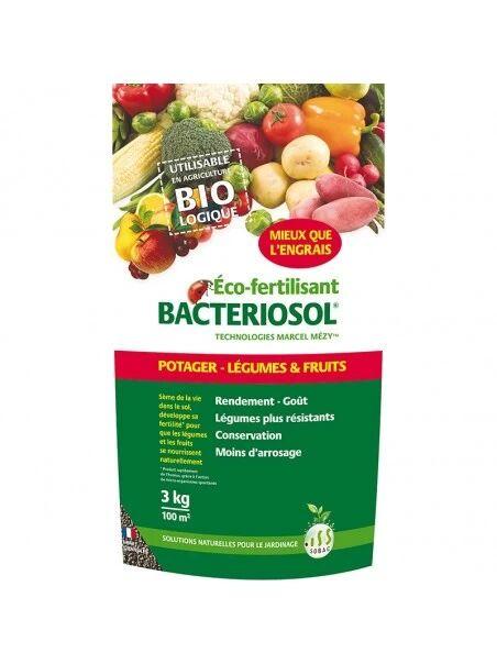 SOBAC Bactériosol Potager légumes et fruits 3kg