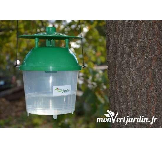 Décamp' Piège à phéromones pour papillons et mouches Conditionnement - 6 pièges en vrac