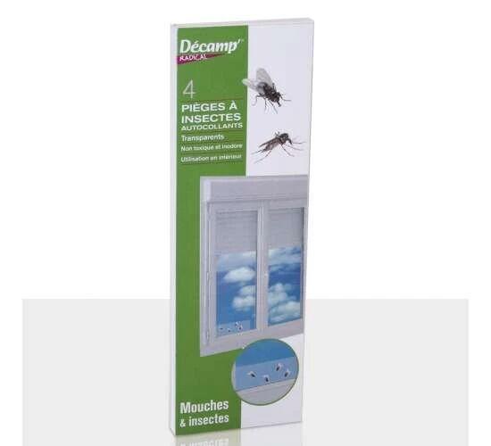 Décamp' Pièges à mouches et à insectes