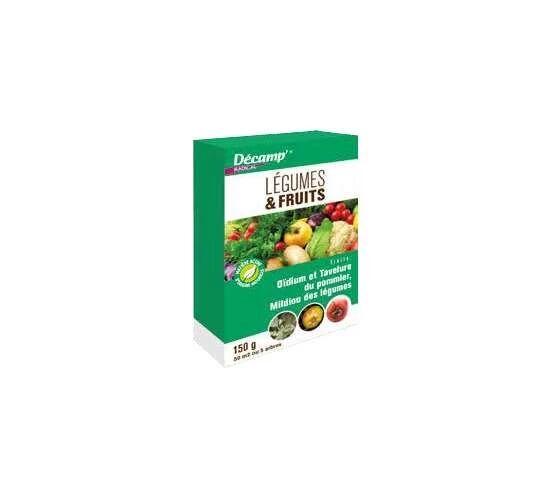 Décamp' Maladies légumes et fruits - BICARBONATE DE SODIUM