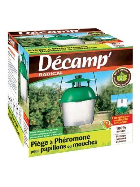 Décamp' Piège à phéromones pour papillons et mouches