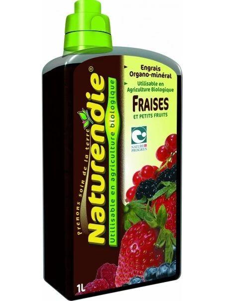 Naturendie Engrais fraises et petit fruits