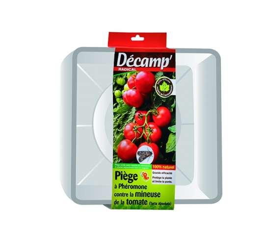 Décamp' Piège à phéromones contre la mineuse de la tomate Conditionnement - 1 piège en boite