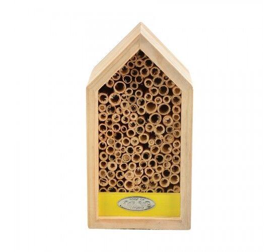 Wild On Wildlife Hotel à abeilles solitaires Couleur - Jaune