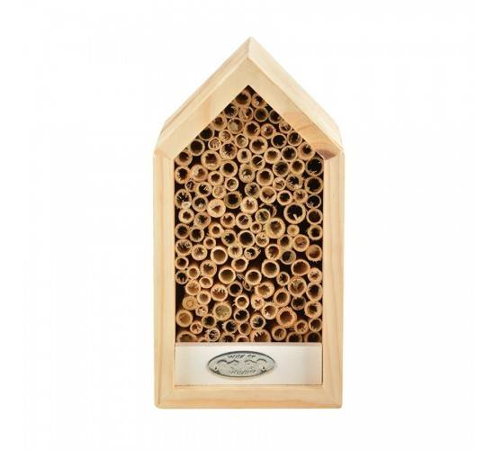 Wild On Wildlife Hotel à abeilles solitaires Couleur - Naturel