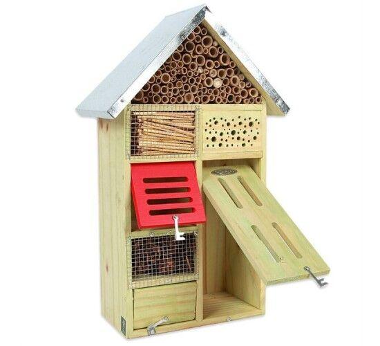 Best For Birds Hôtel à insectes L