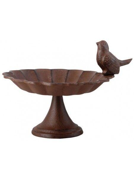 Best for birds Mangeoire en fonte sur pied
