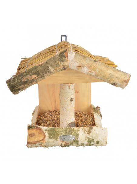 Best for birds Mangeoire en bouleau