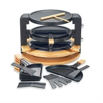 Kitchen Chef Professional Raclet...