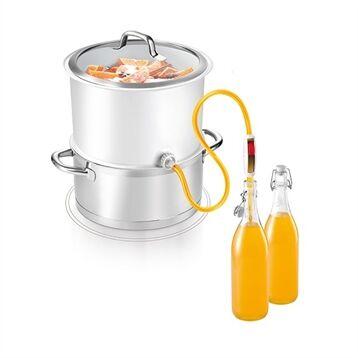 Extracteur de jus de fruits et légumes à vapeur de capacité 1 kg 895250 2
