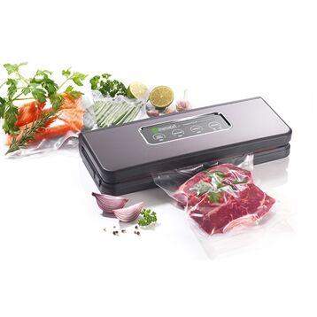 Kitchen Chef Professional Appareil à emballer sous vide inox brossé 37 cm 150 W KCPSV60S Kitchen Chef Professional