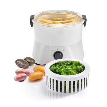 Kitchen Chef Professional Eplucheuse à pommes de terre électrique 85 W Kitchen chef KS.EPL900ES Kitchen Chef Professional
