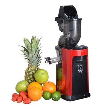 Kitchen Chef Professional Extracteur de jus rouge JUICE PRO PLUS AJE378LAR Kitchen Chef Professional