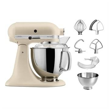 Kitchenaid Robot artisan crème 5KSM175PS Kitchenaid