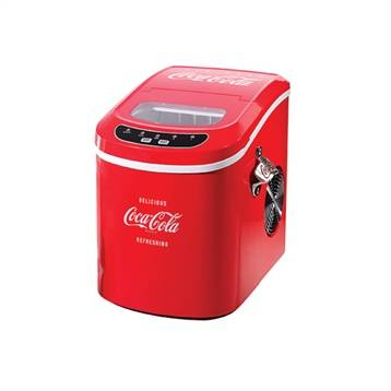 Simeo Machine à glaçons Coca-Cola Retro Series CC500 Simeo