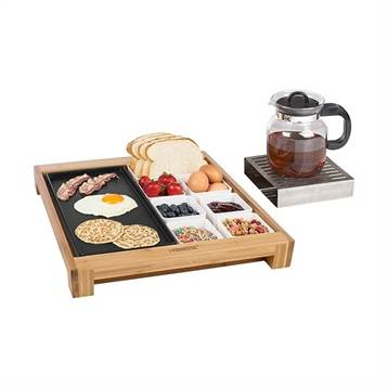 Princess Plancha breakfast 4 all 45 cm 1200 W 01.255000.01.001 Princess