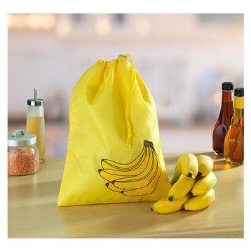 Sac fraîcheur pour bananes