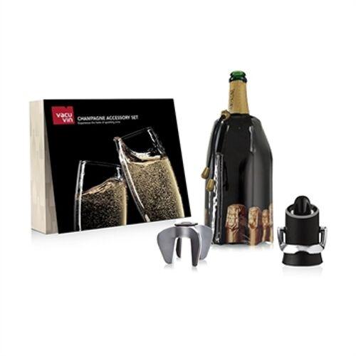 Vacu vin Coffret Accessoires à C...