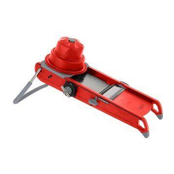 De Buyer Mandoline swing Plus rouge De Buyer