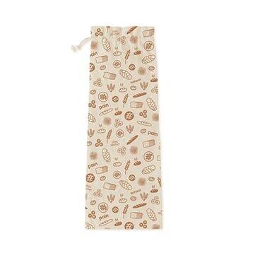 Pebbly Sac à pain en coton bio Pebbly