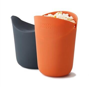 Joseph Joseph Set 2 cornets à popcorn micro-ondes M-Cuisine Joseph Joseph