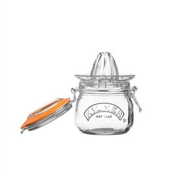 Kilner Presse agrume et bocal de conservation en verre 500 ml Kilner