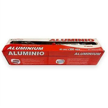 Rouleau de papier aluminium 300 m x 45 cm