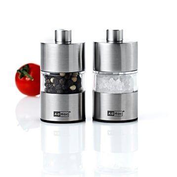 Adhoc Duo mini moulins à sel et à poivre Adhoc Adhoc