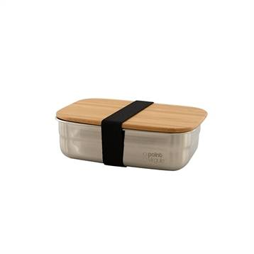 Point Virgule Lunch box inox et bambou 650ml Point Virgule