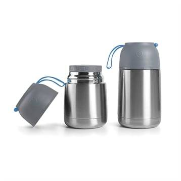 Lunch box isotherme en inox 0,62 L