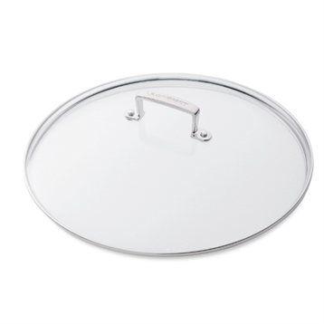 Le Creuset Couvercle Les Forgées 30 cm verre Le Creuset