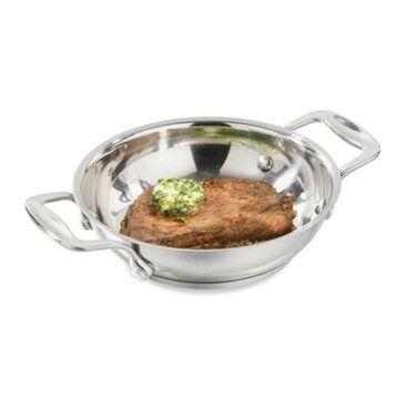 Beka Mini-poêle inox Chef Inox 16 cm Beka