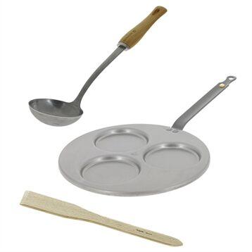 De Buyer Box Brunchtime Pancakes et blinis De Buyer