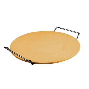 Ibili Pierre pour pizza 33 cm avec support Ibili