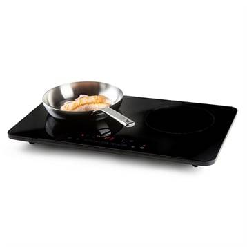 Domo Plaque induction double 3500 W DO333IP Domo