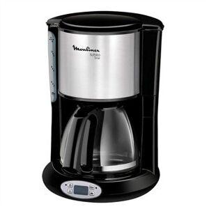 Moulinex Cafetière programmable Subito Timer 1,25 L avec arrêt automatique FG362810 Moulinex