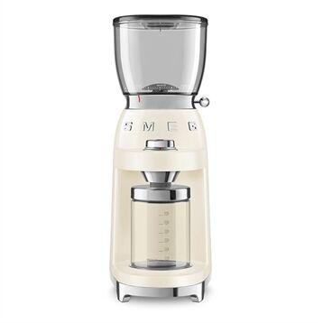 Smeg Broyeur à café crème 150 W CGF01CREU Smeg