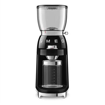 Smeg Broyeur à café noir 150 W CGF01BLEU Smeg