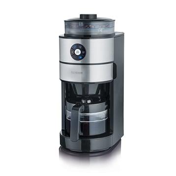 Severin Cafetière filtre avec broyeur 6 tasses 820 W KA4811 Severin