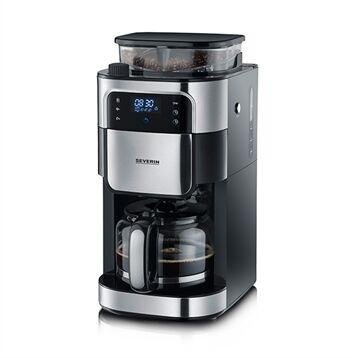 Severin Cafetière filtre à broyeur intégré 10 tasses 1 000 W KA4813 Severin
