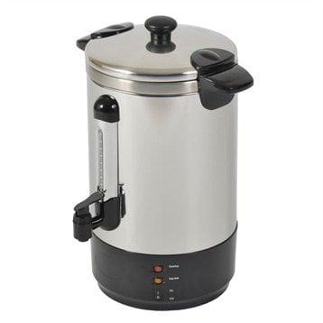Kitchen Chef Professional Percolateur à café professionnel pour 80-100 tasses - 15 L ZJ-150 Kitchen Chef Professional